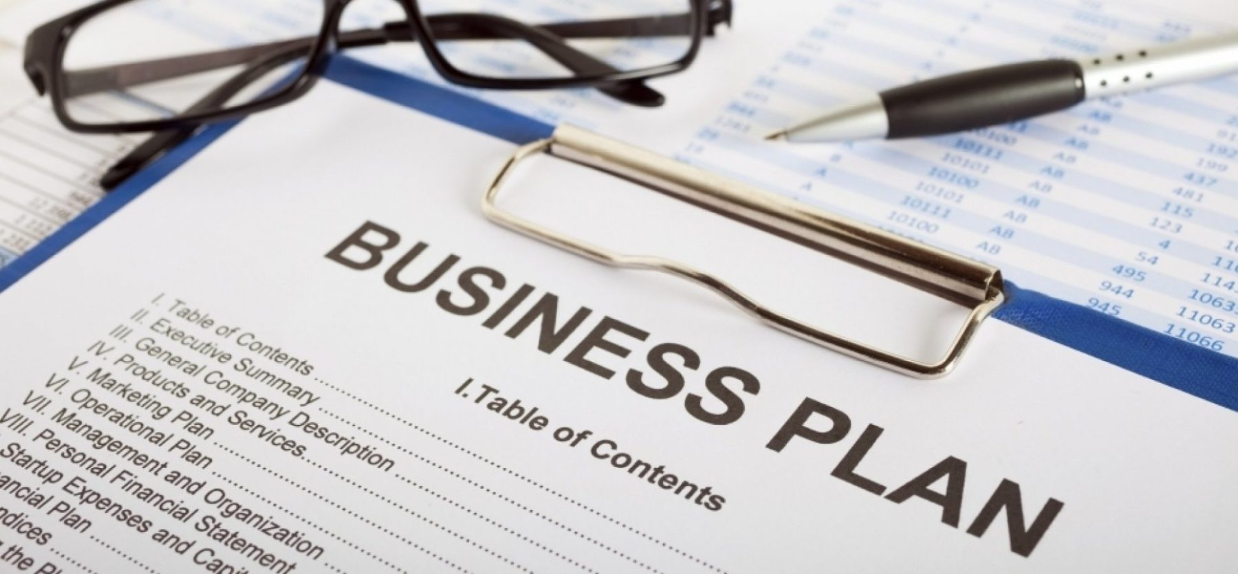 Business Plan Template -How to Make a One-page Business Plan