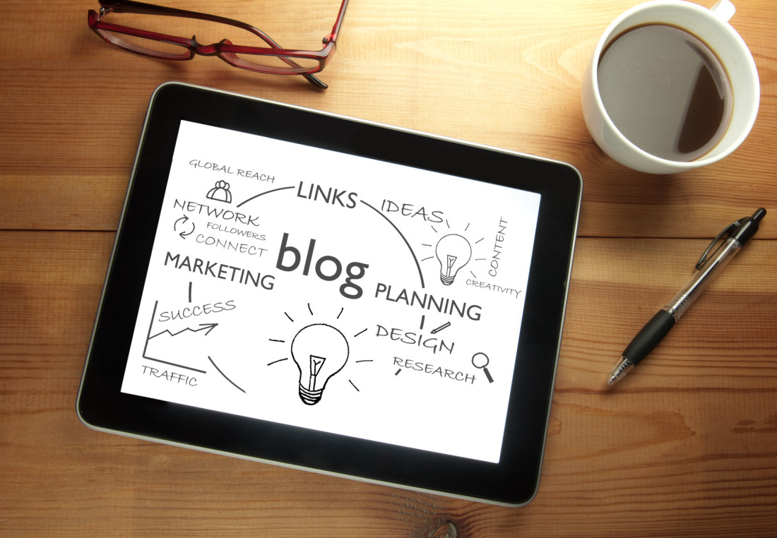 How to a start a blog -business blogging