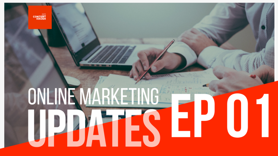 Online Marketing Updates Ep 01 -Facebook test 'things in common' label