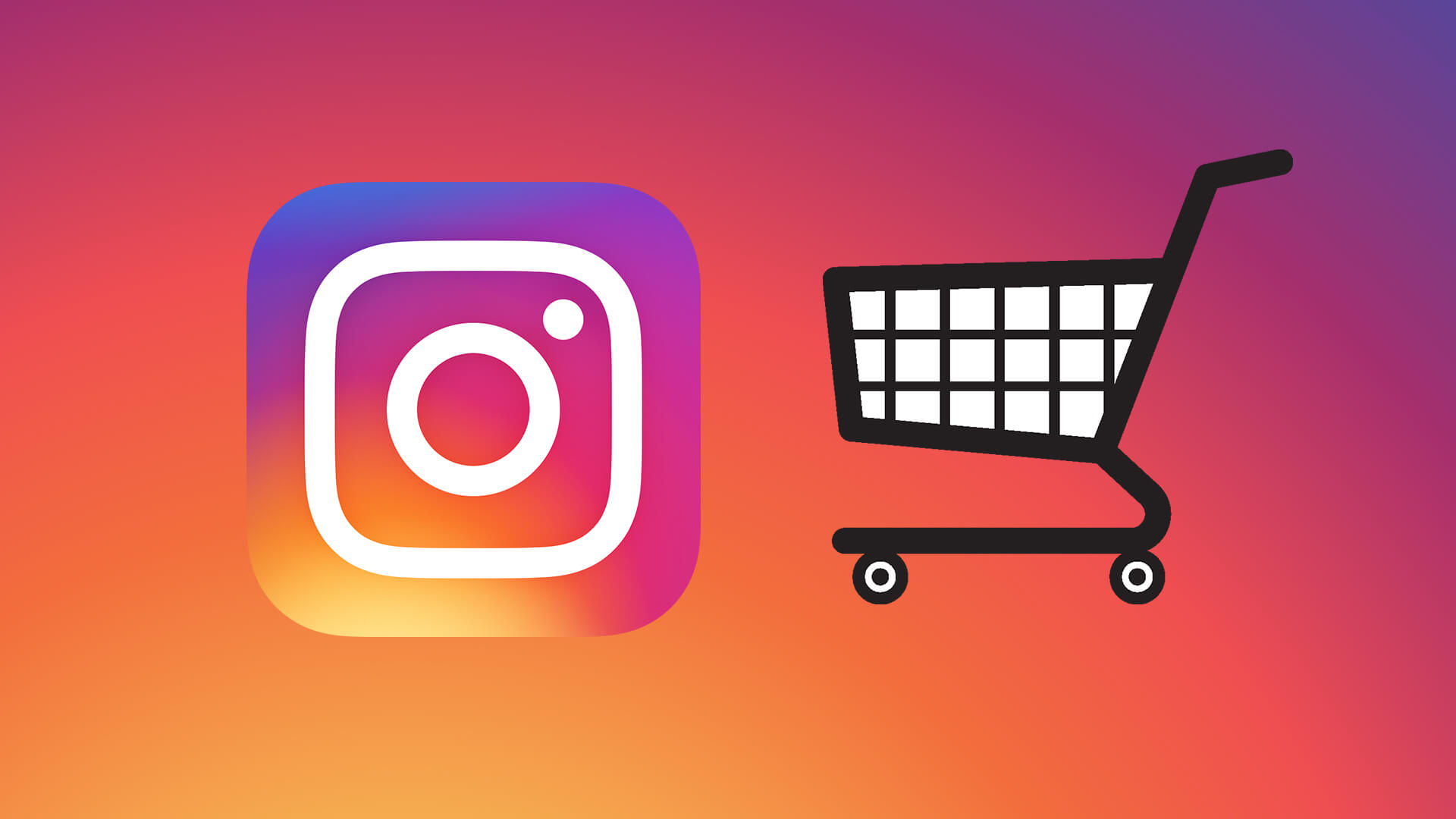 instagram shopping app