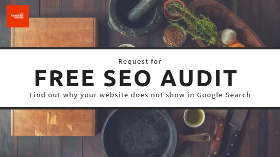 get free website audit -contentkrush.com