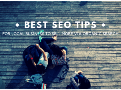 5 Best SEO Tips for Local Business to Make More Sales