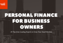 Personal Finance for Business Owners -001