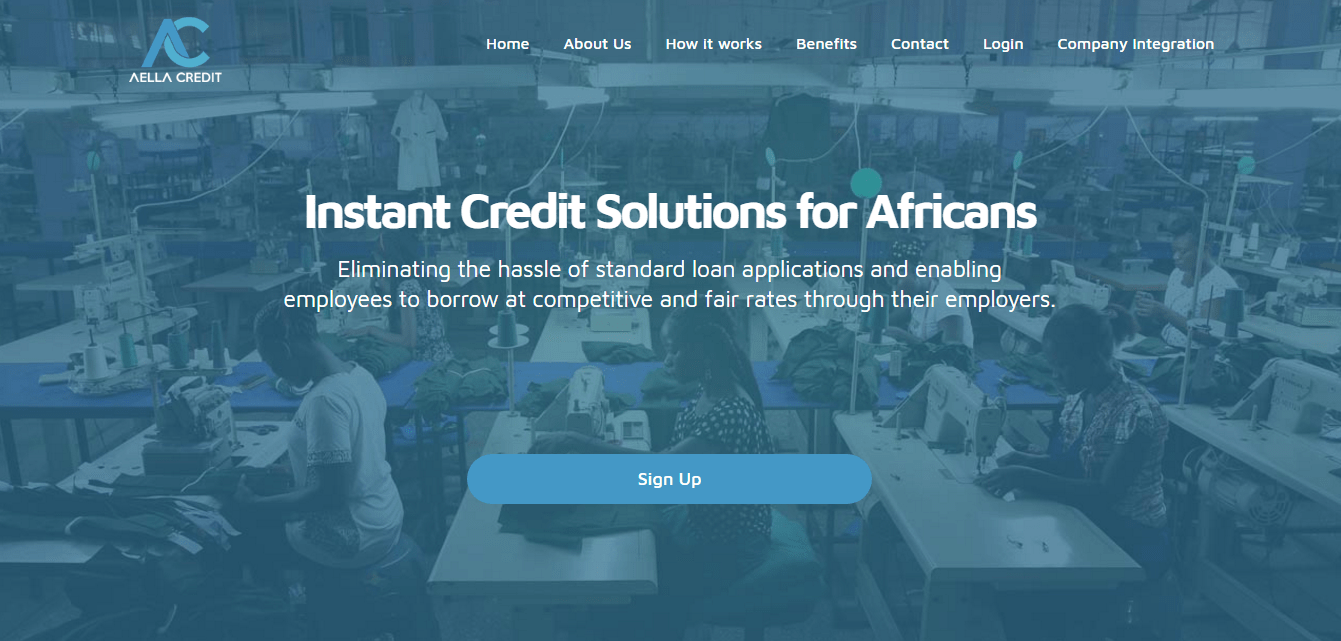 Quick Loans in Nigeria -Aella Credit