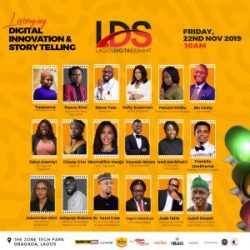 Lagos Digital Summit 2019 Press Release