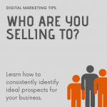 Selling to the Right Audience -How to Find Customers Online