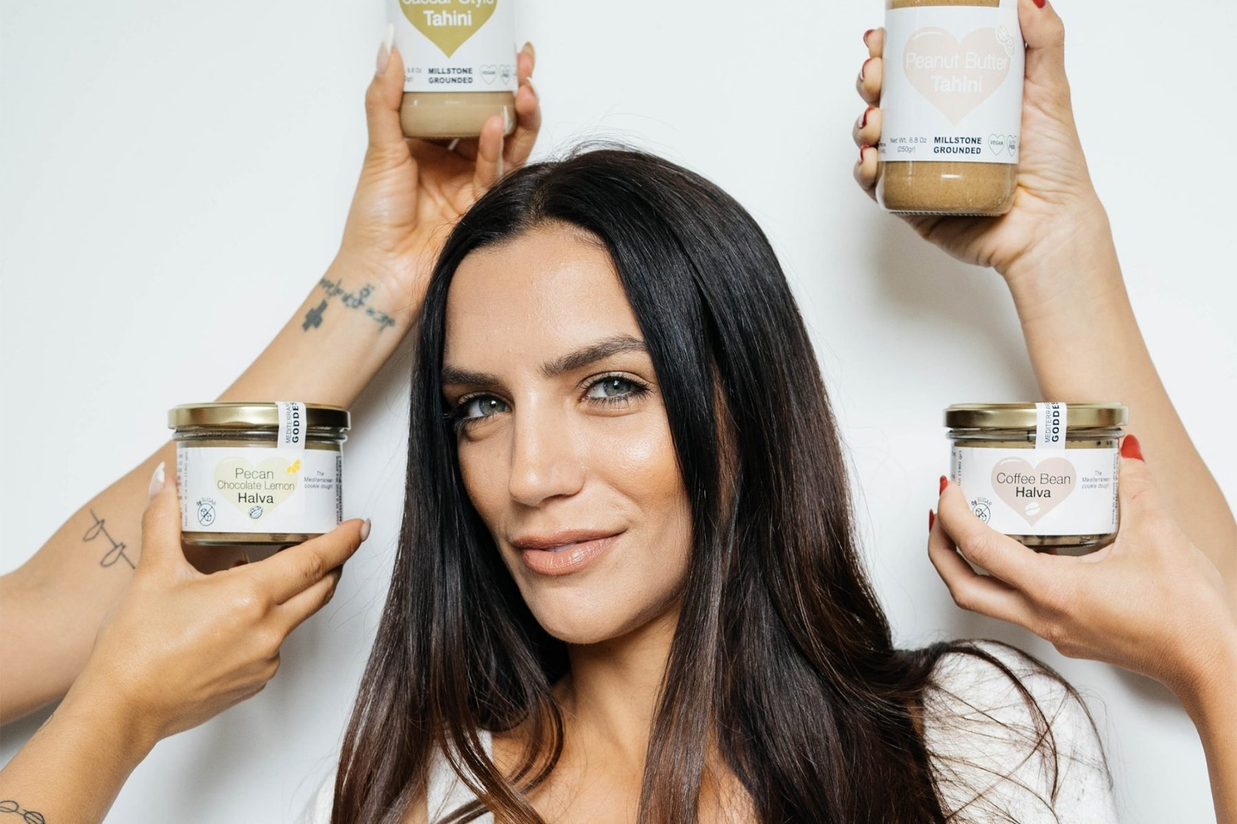 tahini-is-the-hottest-new-food-trend-this-founder's-israel-made-tahini-and-sugar-free-halva,-the-only-sold-in-the-us,-saw-rapid-success-despite-the-pandemic.