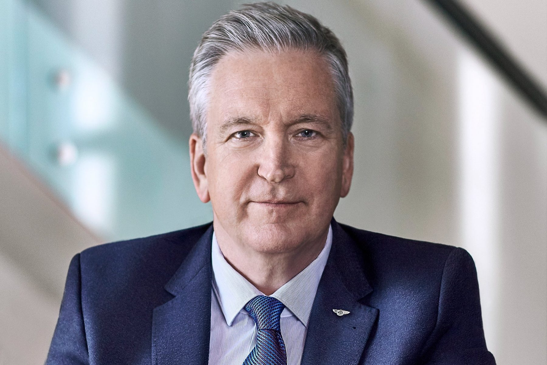 ceo-and-chairman-adrian-hallmark-wants-bentley-motors-to-be-the-most-sustainable-luxury-automotive-manufacturer-in-the-world-he's-well-on-his-way.