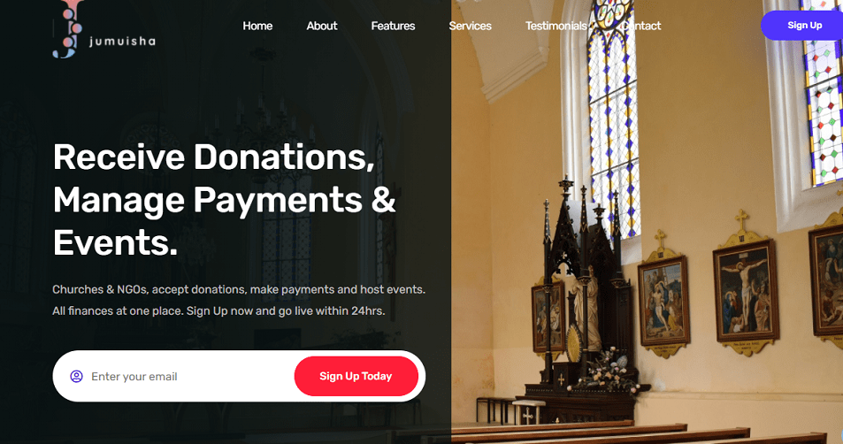 a-startup-helping-kenyan-churches-receive-donations-secures-funding-to-scale